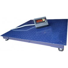 Весы платформенные электронные 1 тонна, 1000 кг, ВПЕ-1000-4(H1215)
