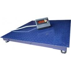 Весы платформенные электронные 3 тонны, 3000 кг, ВПЕ-3000-4(H1515)
