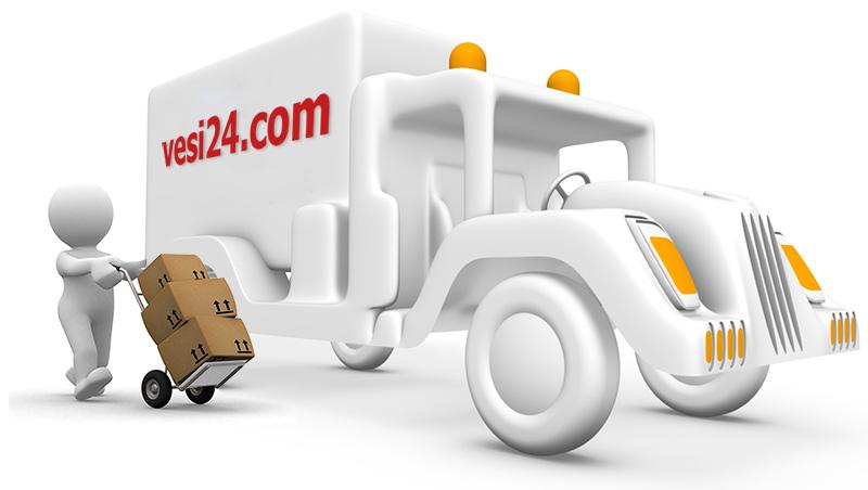 доставка товара vesi24.com